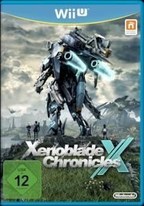 Wii U Xenoblade Chronicles X -