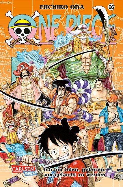 One Piece 96 - Eiichiro Oda