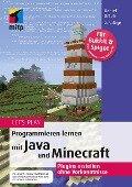 Let's Play - Programmieren lernen mit Java und Minecraft - Daniel Braun