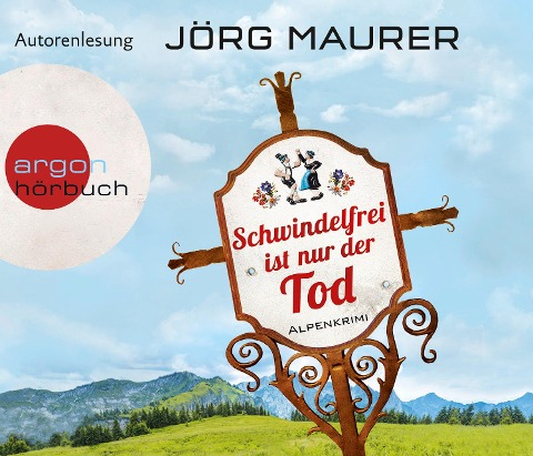 Schwindelfrei ist nur der Tod - Jörg Maurer