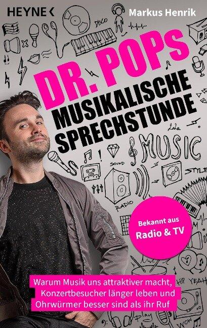 Dr. Pops musikalische Sprechstunde - Pop