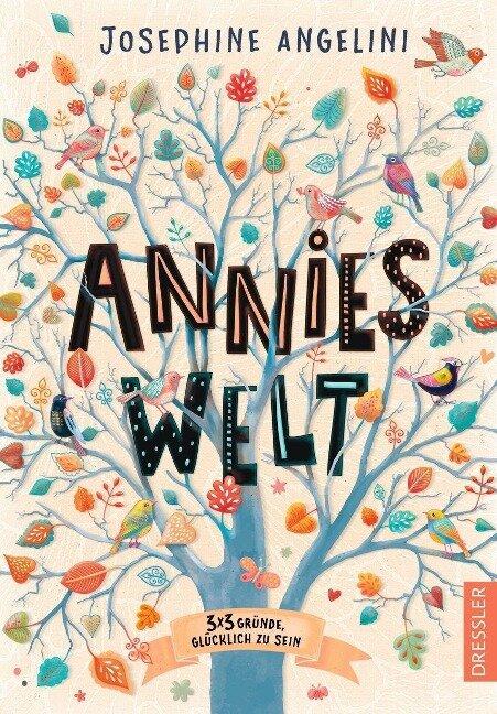 Annies Welt - Josephine Angelini