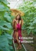 Erotische Fantasien (Wandkalender 2019 DIN A4 hoch) - K. A. Docskh