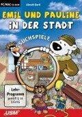 Emil und Pauline in der Stadt  Suchspiele für die Vorschule - Almuth Bartl