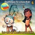 Leo und die Abenteuermaschine Folge 6 - Leo und das Indianermädchen - Matthias Arnold