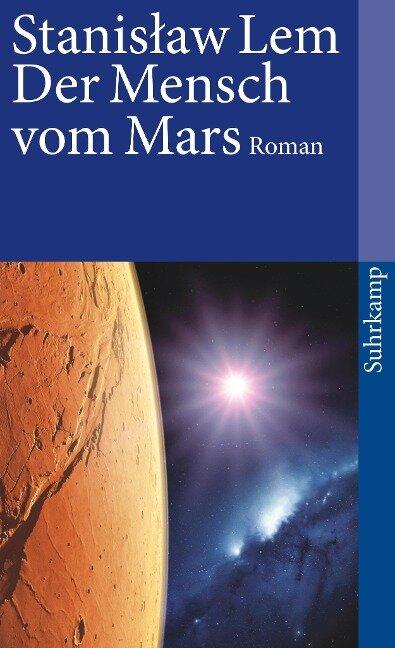 Der Mensch vom Mars - Stanislaw Lem