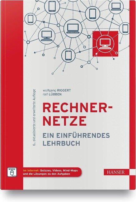 Rechnernetze - Wolfgang Riggert, Ralf Lübben