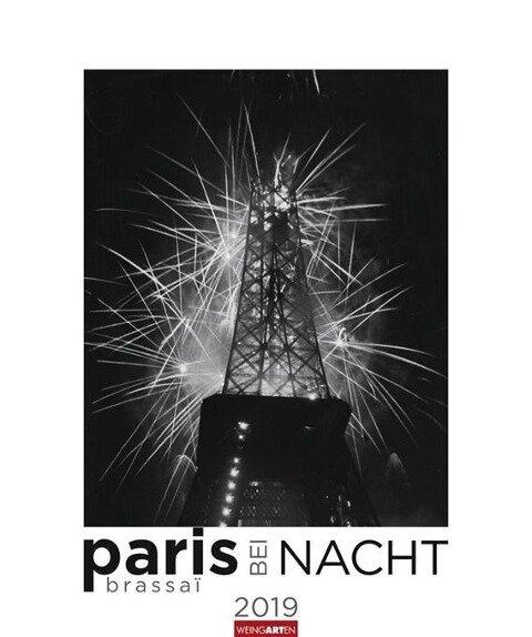 Brassaï – Paris bei Nacht