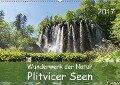 Wunderwerk der Natur: Plitvicer Seen (Wandkalender 2017 DIN A2 quer) - Andre Hauschild