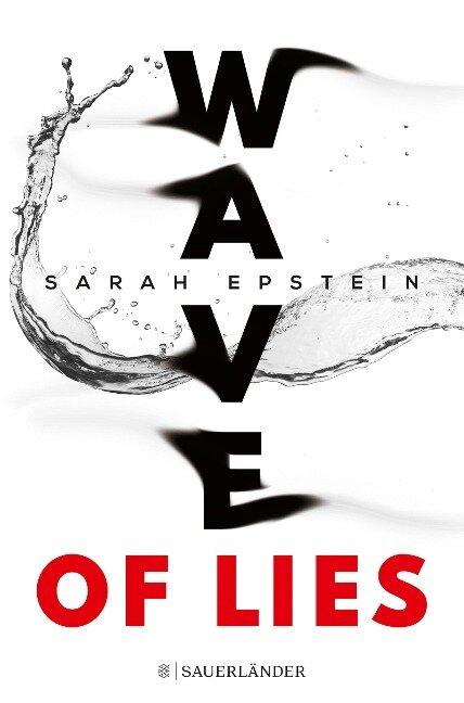 Wave of Lies - Sarah Epstein