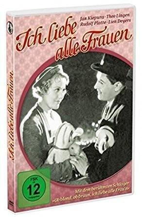 Ich liebe alle Frauen - Ernst Marischka, Robert Stolz