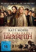 Das verlorene Labyrinth - Adrian Hodges, Kate Mosse, Trevor Jones