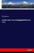 Studien über Entwickelungsgeschichte der Tiere - Emil Selenka