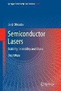 Semiconductor Lasers - Junji Ohtsubo