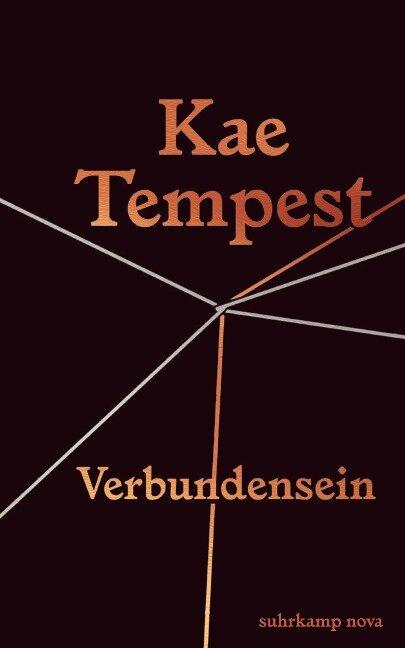 Verbundensein - Kae Tempest