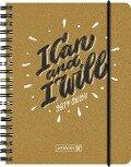 BRUNNEN Schülerkalender 2019/20 I can -