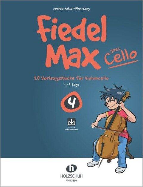 Fiedel-Max goes Cello 4 - Andrea Holzer-Rhomberg
