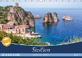 Sizilien - Italien mal anders (Wandkalender 2017 DIN A3 quer) - Joana Kruse