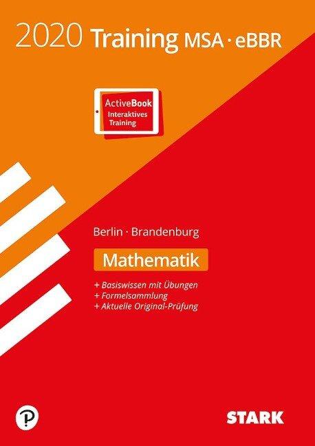 STARK Training MSA/eBBR 2020 - Mathematik - Berlin/Brandenburg -