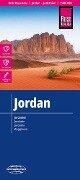 Reise Know-How Landkarte Jordanien 1 : 400.000 -