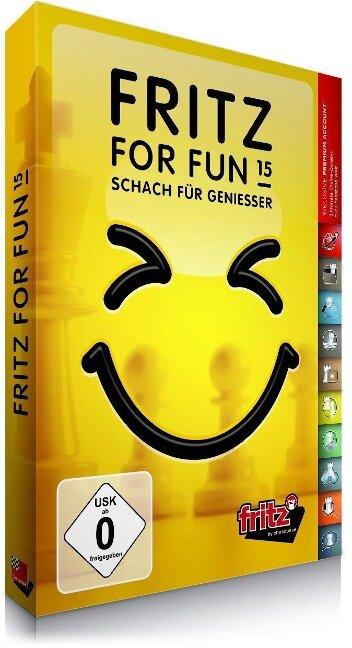 Fritz for Fun 15 -