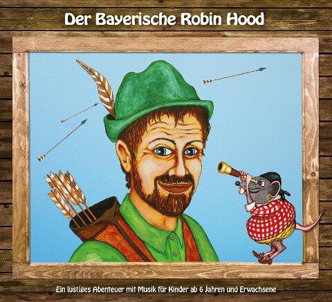 Der Bayerische Robin Hood - Heinz-Josef Braun, Stefan Murr