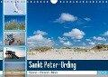 Sankt Peter-Ording. Sonne - Strand - Meer (Wandkalender 2019 DIN A4 quer) - Sabine Reuke