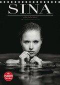 SINA monochrome by Daniel De Lupi (Tischkalender 2018 DIN A5 hoch) Dieser erfolgreiche Kalender wurde dieses Jahr mit gleichen Bildern und aktualisiertem Kalendarium wiederveröffentlicht. - Daniel De Lupi