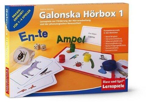 Galonska Hörbox 1 - Susanne Galonska