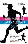 Der Achilles Laufkalender 2019 Taschenkalender - Achim Achilles