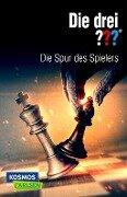 Die drei ???: Die Spur des Spielers (drei Fragezeichen) - André Marx