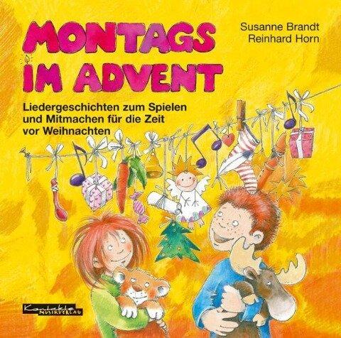Montags im Advent - Susanne Brandt, Reinhard Horn