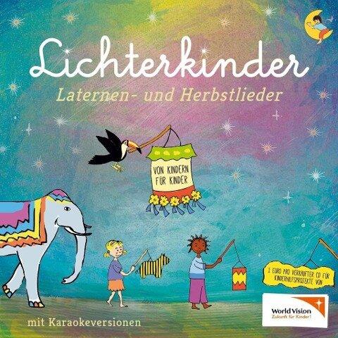 Laternen- und Herbstlieder - Lichterkinder