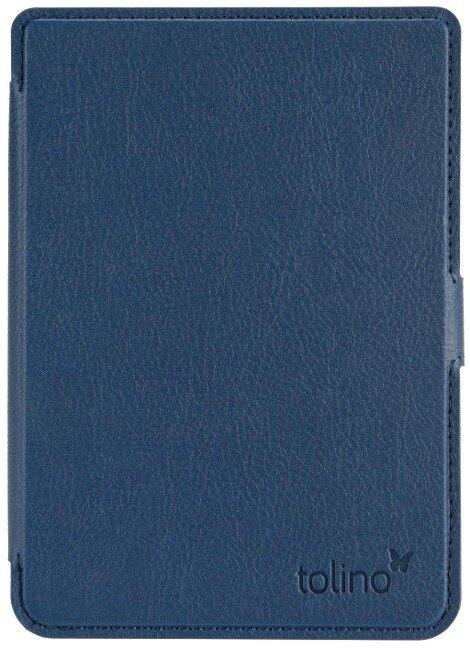 tolino page 2 - Tasche Slim Blau -