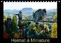 Heimat á Miniature (Tischkalender 2017 DIN A5 quer) - Cathrin Kaden