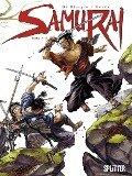 Samurai Gesamtausgabe 2 (Band 4 - 6) - Jean-François DiGiorgio