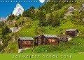 Schweizer Berge 2018 (Wandkalender 2018 DIN A4 quer) - Calendaria Ag