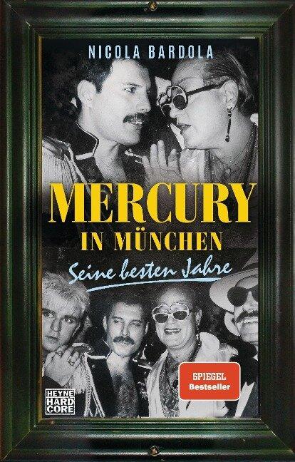 Mercury in München - Nicola Bardola