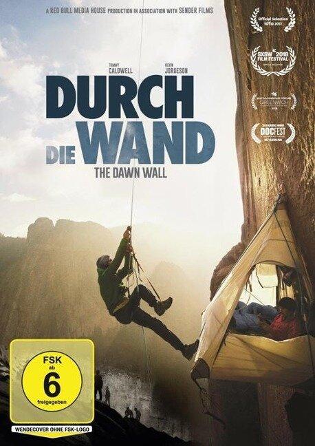 Durch die Wand - The Dawn Wall - Adam Crystal