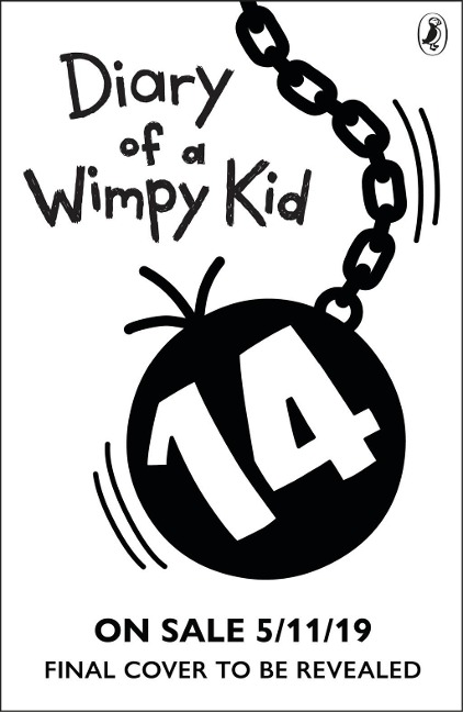Diary of a Wimpy Kid 14. Wrecking Ball - Jeff Kinney