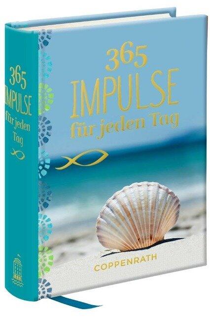 365 Impulse für jeden Tag -