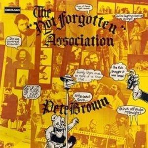 Not Forgotten Association - Pete Brown