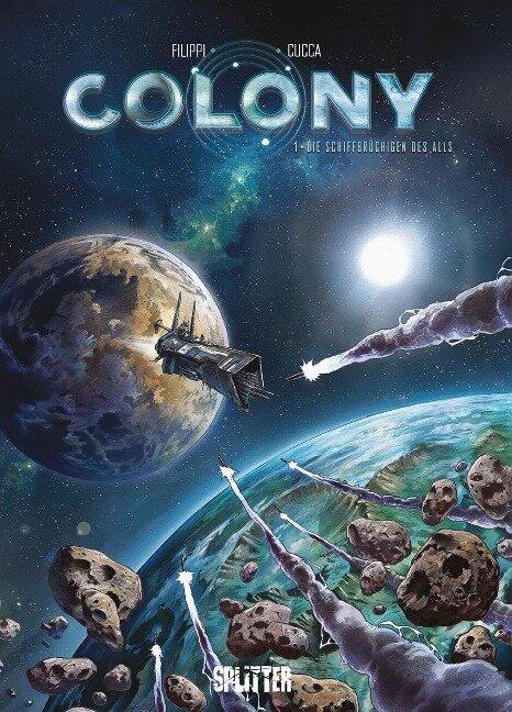 Colony. Band 1 - Denis-Pierre Filippi