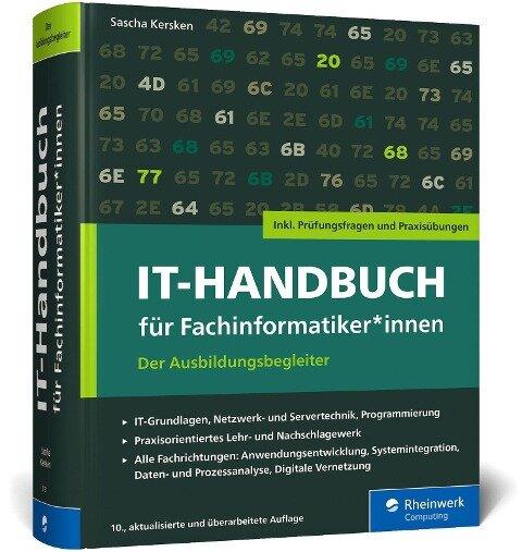 IT-Handbuch für Fachinformatiker*innen - Sascha Kersken