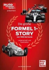 Die große Formel 1-Story von 1950 bis heute - Michael Schmidt