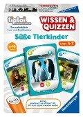 tiptoi® Wissen & Quizzen: Süße Tierkinder -