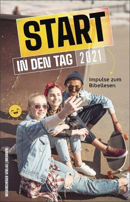 Start in den Tag 2021 -