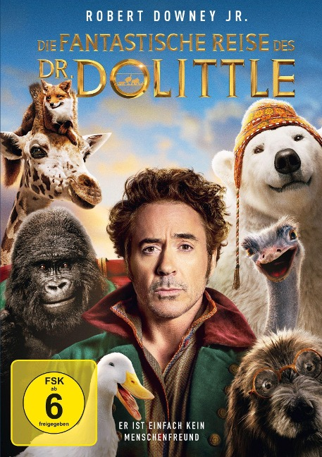 Die fantastische Reise des Dr. Dolittle -