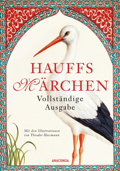 Hauffs Märchen. Vollständige Ausgabe - Wilhelm Hauff