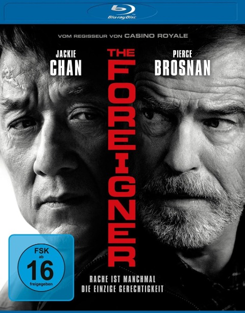 The Foreigner BD -